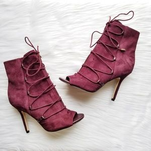 Sam Edelman Ankle Boots Booties Size 6.5